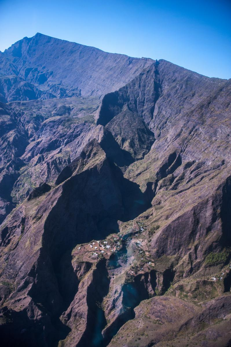 Photo Cirque de Mafate • La Réunion