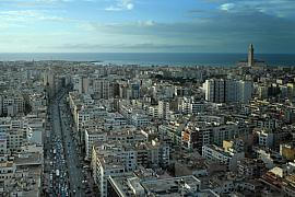Photo Vue sur Casablanca depuis Kenzi Tower