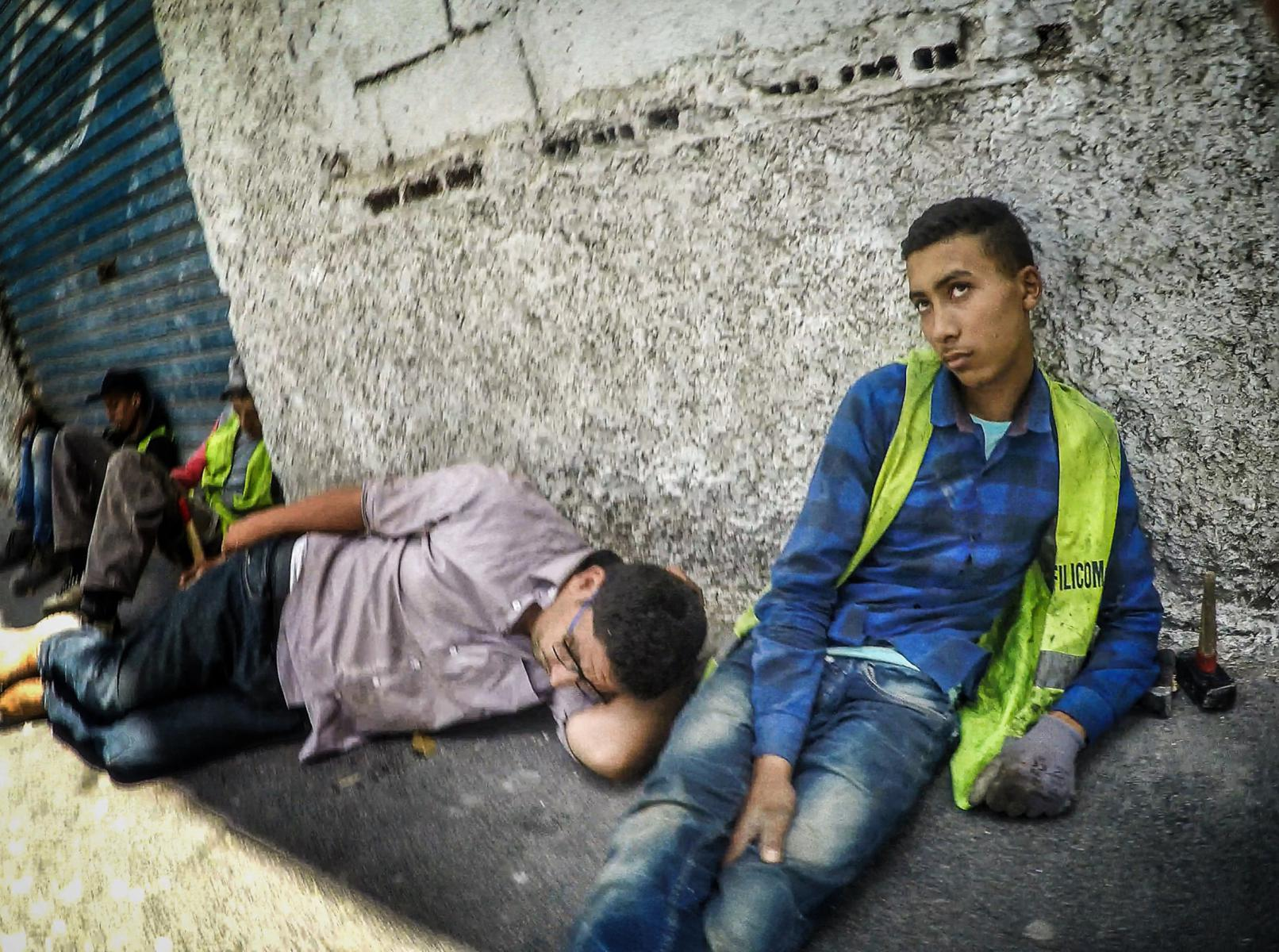 Photo Grosse fatigue du Ramadan • Casablanca