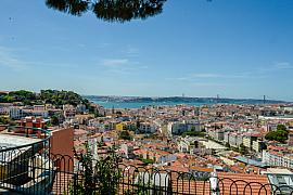 Photo Vue sur Lisbonne • Portugal