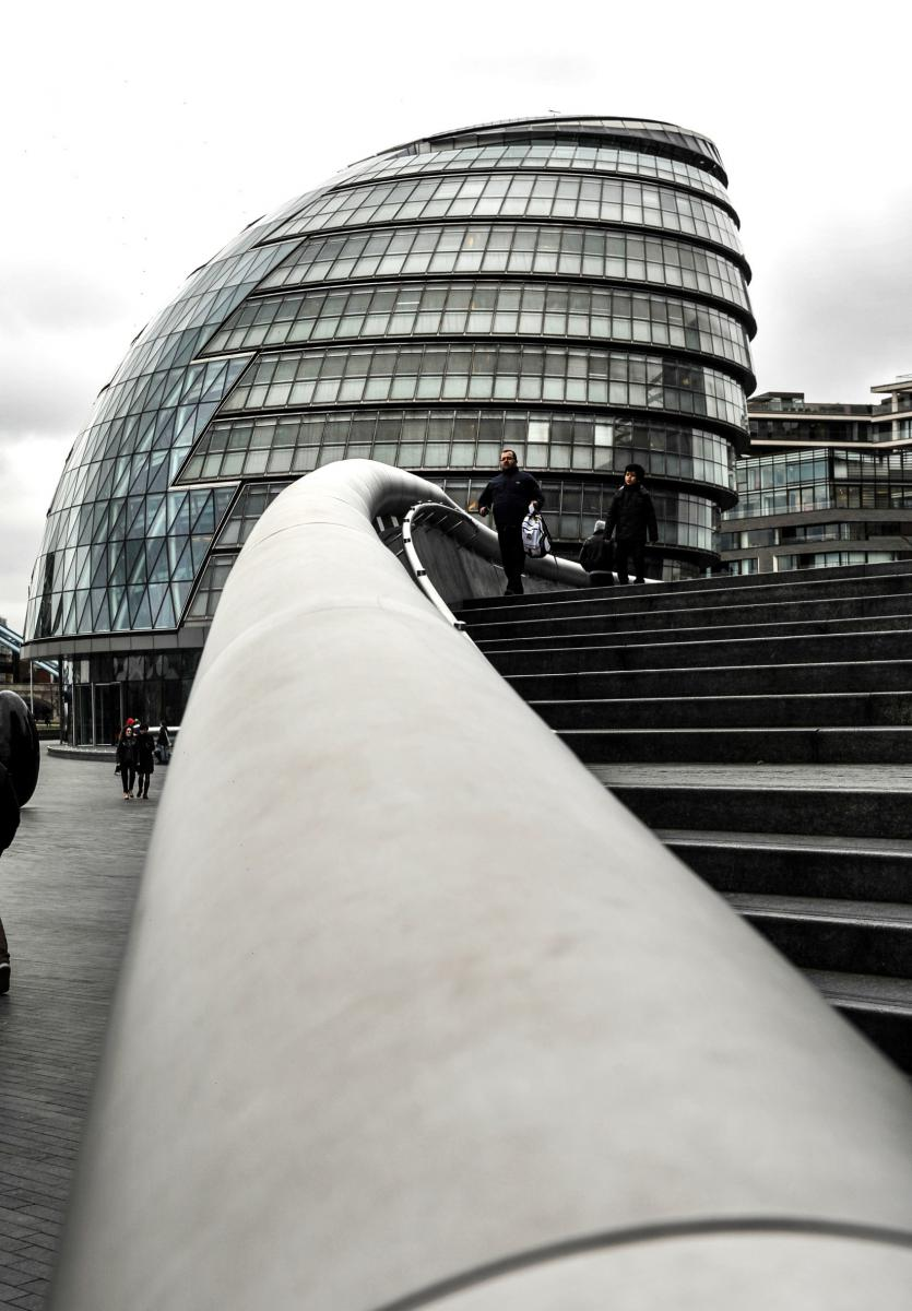 Photo La city • Londres