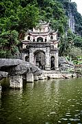 Photo Pagode dans le Tonkin • Vietnam